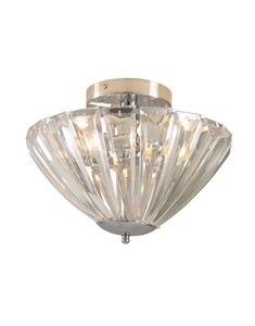 Haven Acrylic Flush Ceiling Fitting
