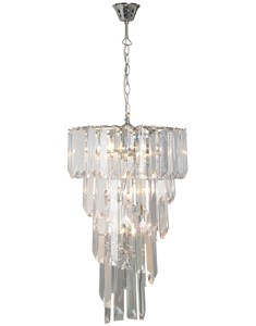 Latham Acrylic Ceiling Fitting - Large | Chandelier Electrical Fitting