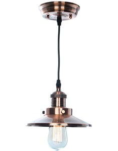 Holborn Lantern - Copper | Metal Ceiling Fitting