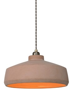 Tagine Pendant Shade | Terracotta Ceiling Shade