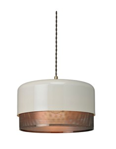 Emilio Large Pendant Shade - Copper | Metal Ceiling Shade