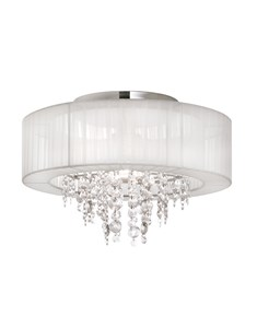 Grace Ceiling Fitting | Acrylic Droplet Fitting