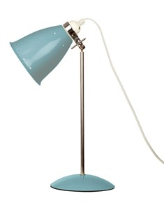 Blue Task Lighting