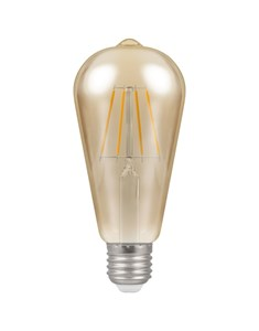 LED Filament Vintage Bulb ES-E27 - Antique Bronze | Fashion Bulb