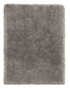 Posh Rug - 120cm x 160cm - Light Grey | Shaggy Luxurious Rug