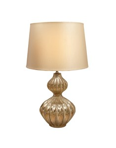 Treviso Pale Gold Table Lamp | Mercury Glass Table Lamp