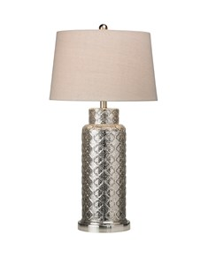 Alhambra Table Lamp | Mercury Glass Table Lamp