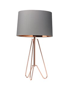 Ziggy Copper Lamp