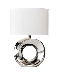 Polo Table Lamp - Chrome | Metallic Stylish Table Lamp