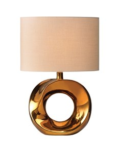Polo Table Lamp - Copper | Metallic Stylish Table Lamp