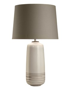 Moby Table Lamp | Large White Ceramic Table Lamp