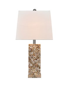 Phoebe Table Lamp | Large Mosaic Table Lamp
