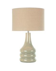 Raj Table Lamp - Putty | Grey Stylish Table Lamp