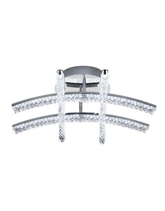 Edgar LED Ceiling Fitting | Crystal LED Ceiling Light