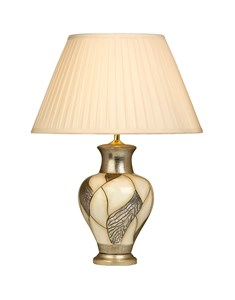 Lincoln Table Lamp Base | Ornate Ceramic Lamp Base