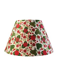 "Julie Dodsworth Strawberry Fair 14"" shade"