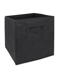 Storage Box - Black | Foldabel Storage