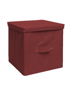 Storage Box - Burgundy | Foldabel Storage