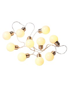 Bulb String Lights | Lightbulb Design Fairy Lights