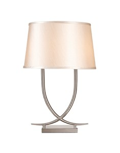 Ritz Table Lamp | Traditional Metal Table Lamp