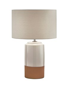 William Table Lamp | Terracotta Table Lamp