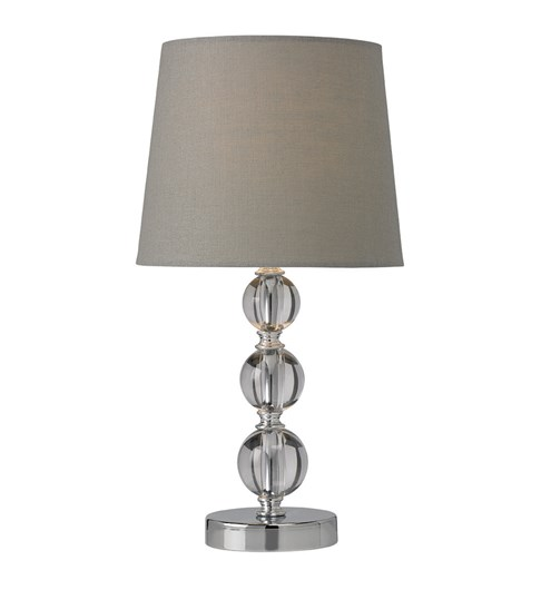 Orby Table Lamp - Grey