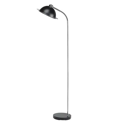 Bauhaus Floor Lamp - Black