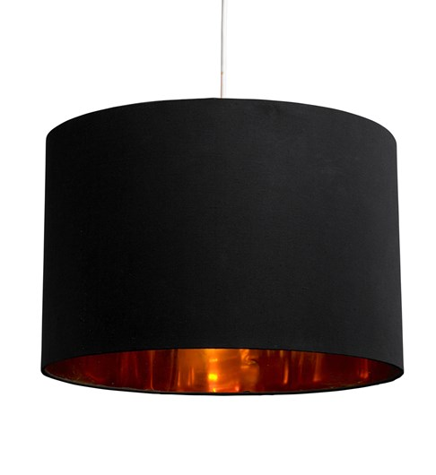 Bjorn Pendant Shade - Black