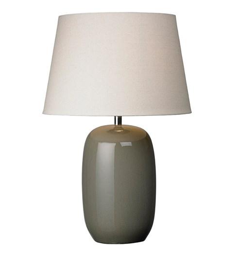Olivio Table Lamp - Grey