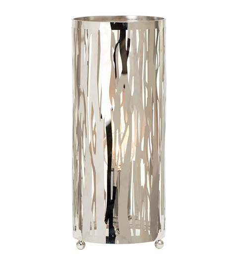 Donez Table Lamp - Chrome