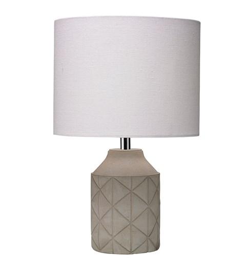Luca Table Lamp - Grey