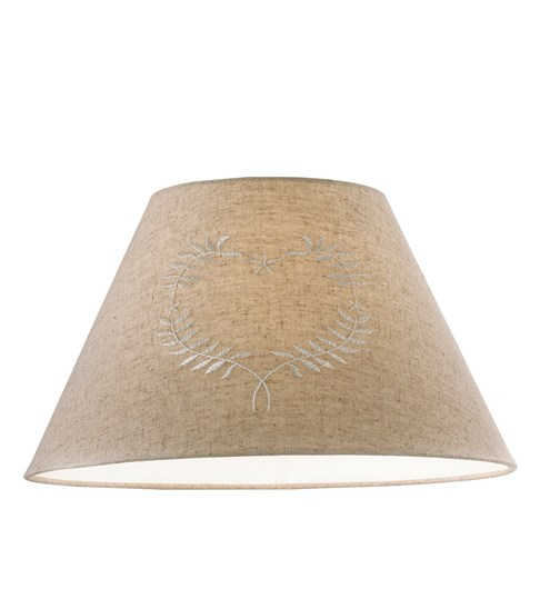 "10"" Juliet Tapered Lampshade"