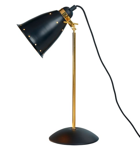 Kafe Deluxe Desk Lamp - Black