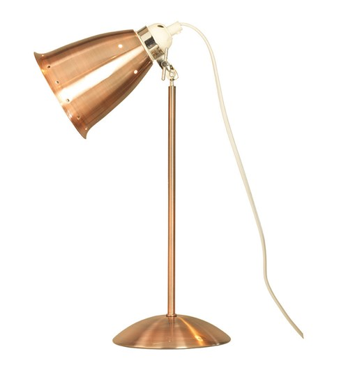 Kafe Desk Lamp - Copper