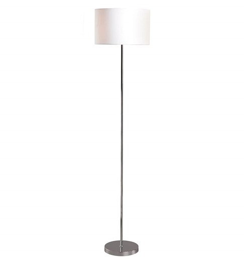Islington Floor Lamp - Chrome