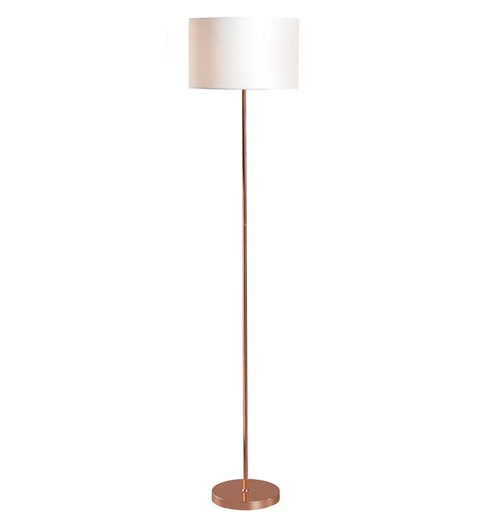 Islington Floor Lamp - Copper