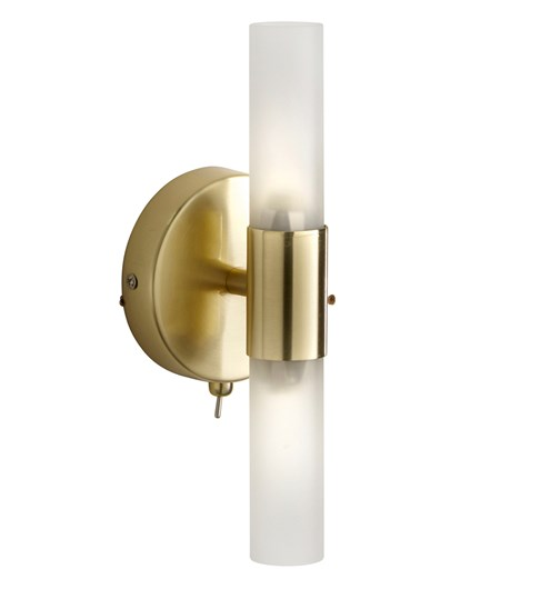 Clara 2 Light Wall Fitting