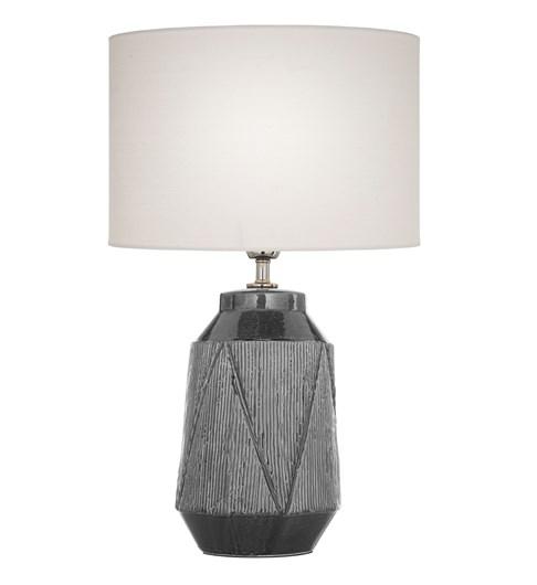 Safi Table Lamp Grey