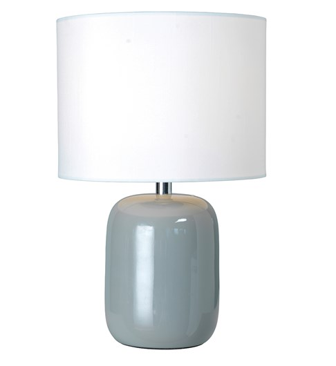 Fenda Table Lamp - Grey