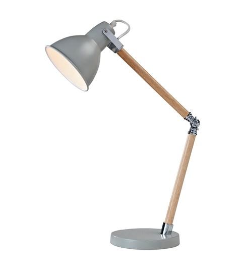 Drake Desk Lamp - Grey
