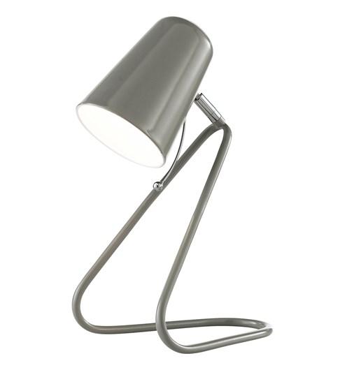 Nicky Desk Lamp - Grey
