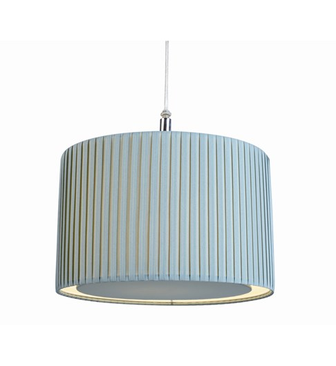 Wilson Pendant Shade - Duck Egg Blue