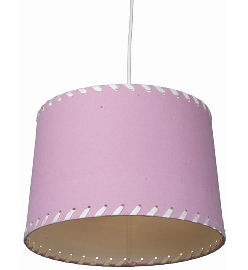 """12"""" Hannah Ribbon Pendant Shade - Lavender"""