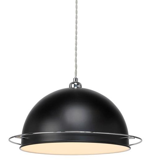 Bauhaus Pendant Shade - Black