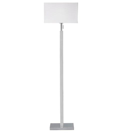 Brooke Floor Lamp - White