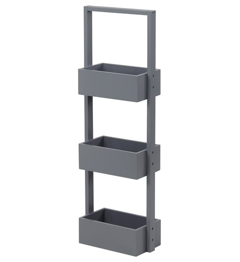 Edgeworth Storage Caddy - Grey