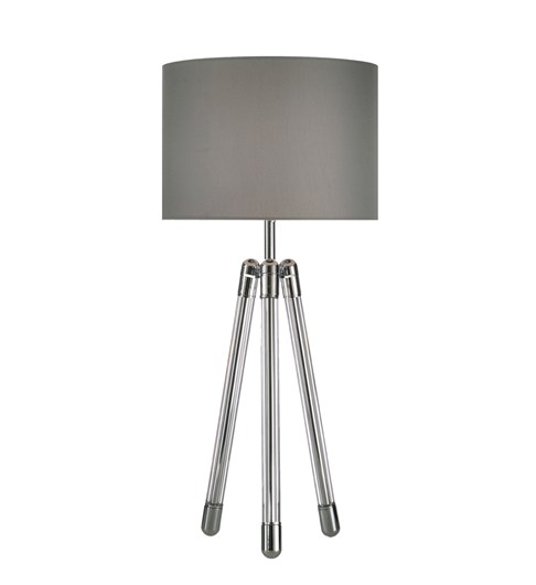 Hudson Crystal Table Lamp