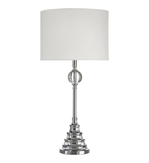 Layla Crystal Table Lamp