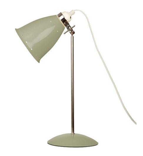 Kafe Desk Lamp - Grey