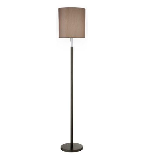 Manhattan Floor Lamp - Pewter